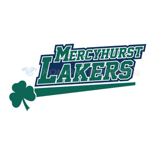 Mercyhurst Lakers Logo T-shirts Iron On Transfers N5026