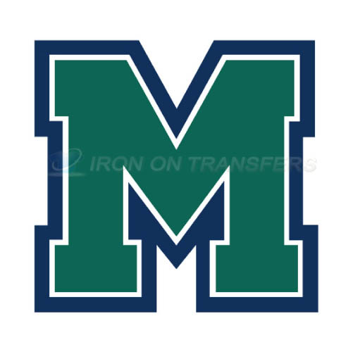 Mercyhurst Lakers Logo T-shirts Iron On Transfers N5028