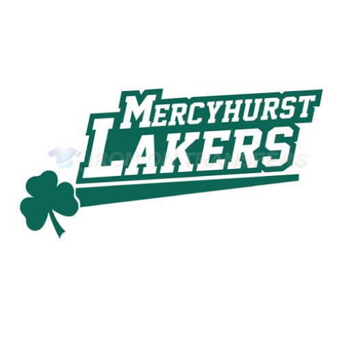 Mercyhurst Lakers Logo T-shirts Iron On Transfers N5032