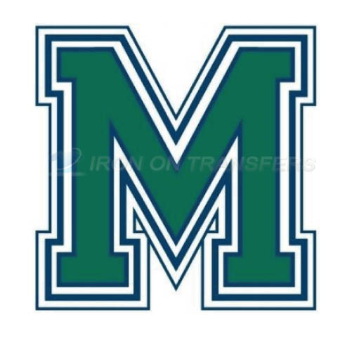 Mercyhurst Lakers Logo T-shirts Iron On Transfers N5033