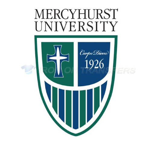 Mercyhurst Lakers Logo T-shirts Iron On Transfers N5034