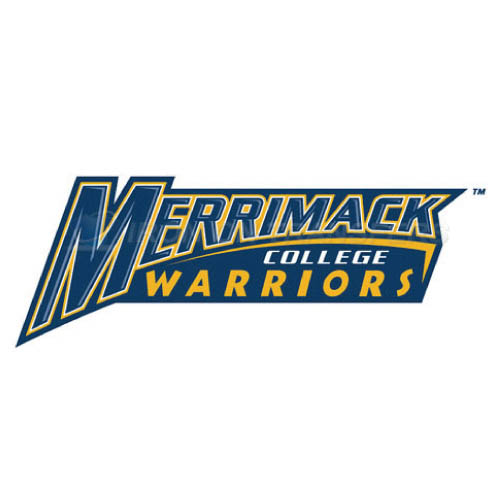 Merrimack Warriors Logo T-shirts Iron On Transfers N5035