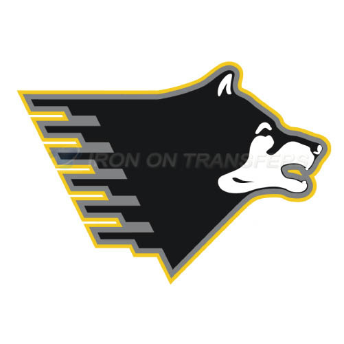 Michigan Tech Huskies Logo T-shirts Iron On Transfers N5064