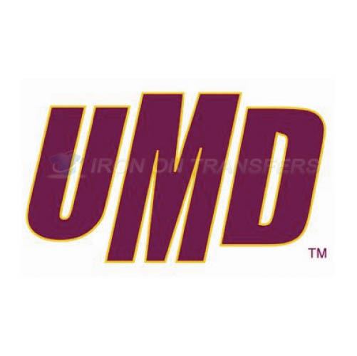 Minnesota Duluth Bulldogs Logo T-shirts Iron On Transfers N5089