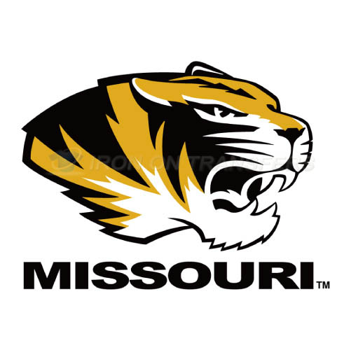Missouri Tigers Logo T-shirts Iron On Transfers N5144