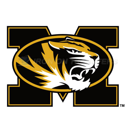 Missouri Tigers Logo T-shirts Iron On Transfers N5151