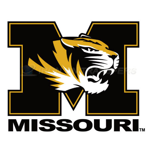 Missouri Tigers Logo T-shirts Iron On Transfers N5153
