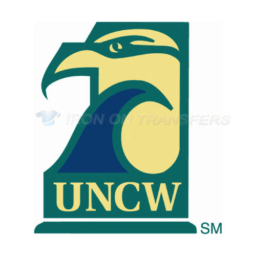 NC Wilmington Seahawks Logo T-shirts Iron On Transfers N5366