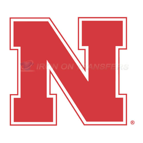 Nebraska Cornhuskers Logo T-shirts Iron On Transfers N5375