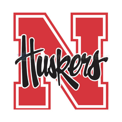 Nebraska Cornhuskers Logo T-shirts Iron On Transfers N5376