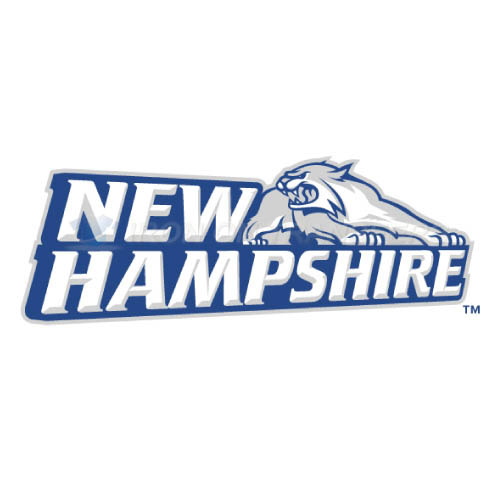 New Hampshire Wildcats Logo T-shirts Iron On Transfers N5406