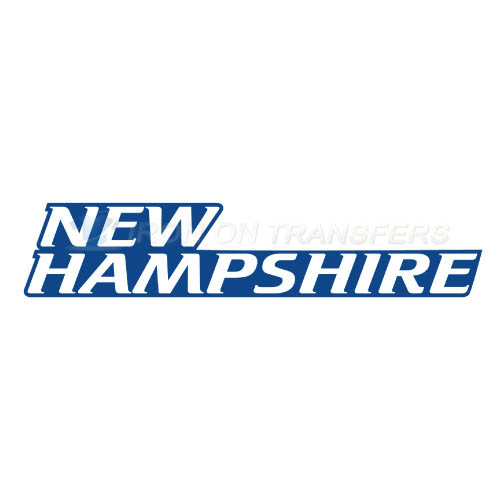 New Hampshire Wildcats Logo T-shirts Iron On Transfers N5414