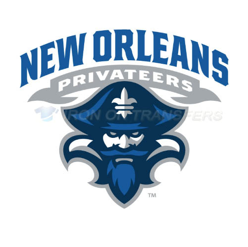New Orleans Privateers Logo T-shirts Iron On Transfers N5444