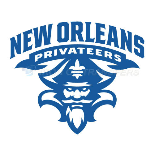 New Orleans Privateers Logo T-shirts Iron On Transfers N5446