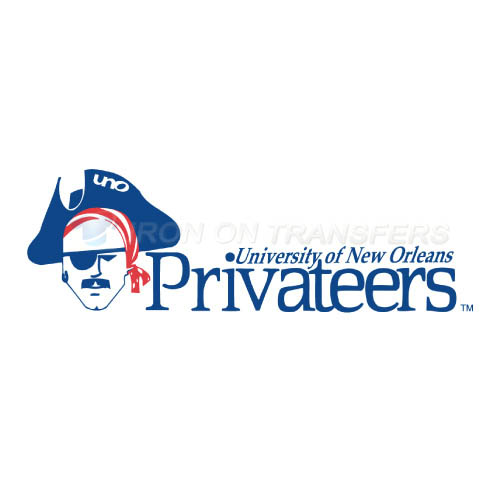 New Orleans Privateers Logo T-shirts Iron On Transfers N5448