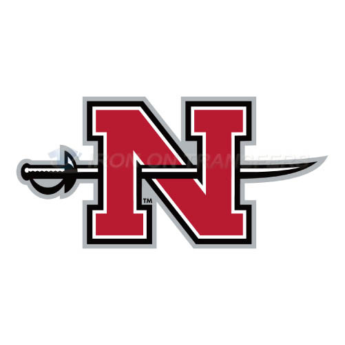 Nicholls State Colonels Logo T-shirts Iron On Transfers N5460