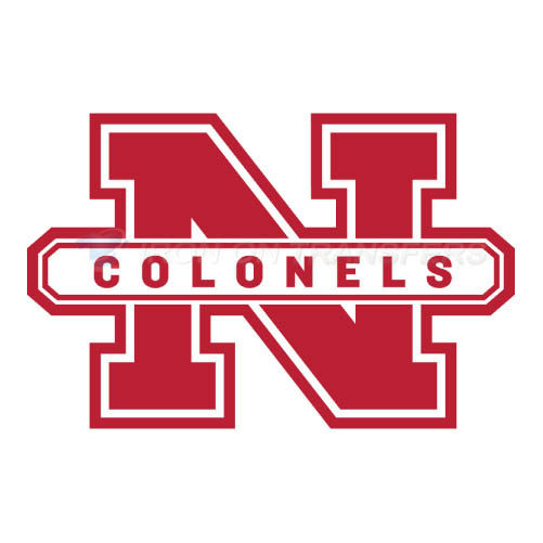Nicholls State Colonels Logo T-shirts Iron On Transfers N5464