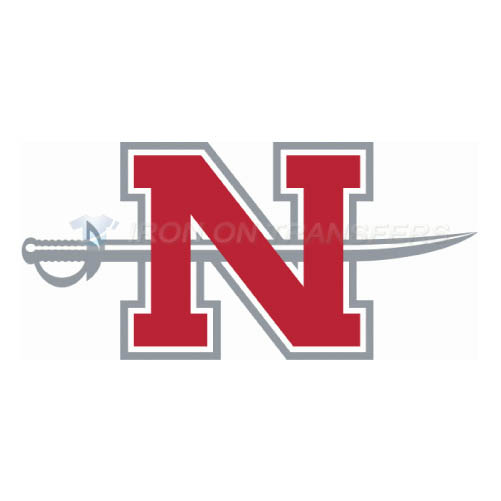 Nicholls State Colonels Logo T-shirts Iron On Transfers N5468
