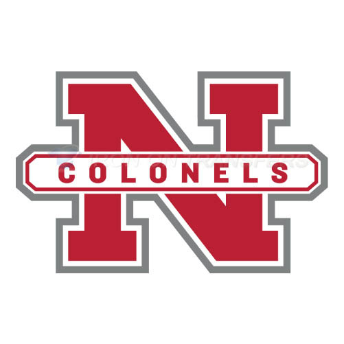Nicholls State Colonels Logo T-shirts Iron On Transfers N5469
