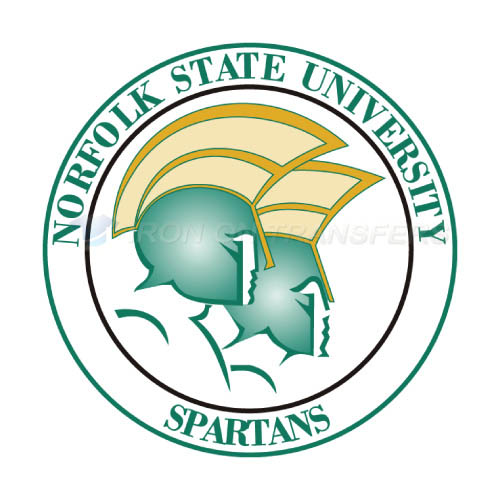 Norfolk State Spartans Logo T-shirts Iron On Transfers N5472