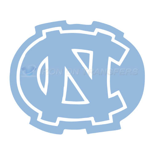 North Carolina Tar Heels Logo T-shirts Iron On Transfers N5526
