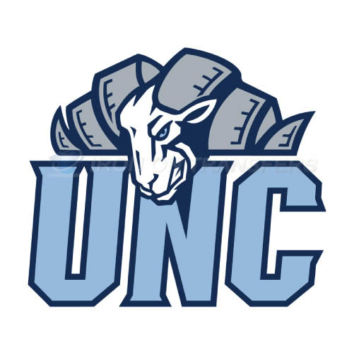 North Carolina Tar Heels Logo T Shirts Iron On Transfers N5528