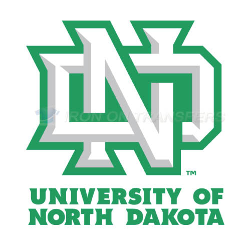 North Dakota Fighting Sioux Logo T-shirts Iron On Transfers N559