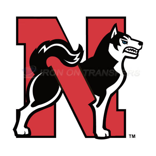 Northeastern Huskies Logo T-shirts Iron On Transfers N5631
