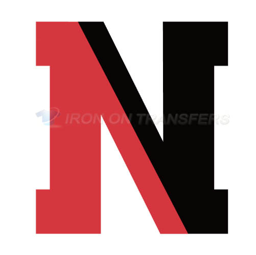 Northeastern Huskies Logo T-shirts Iron On Transfers N5632
