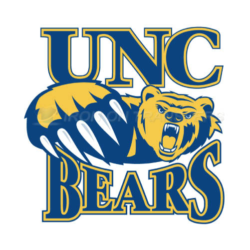 Northern Colorado Bears Logo T-shirts Iron On Transfers N5655