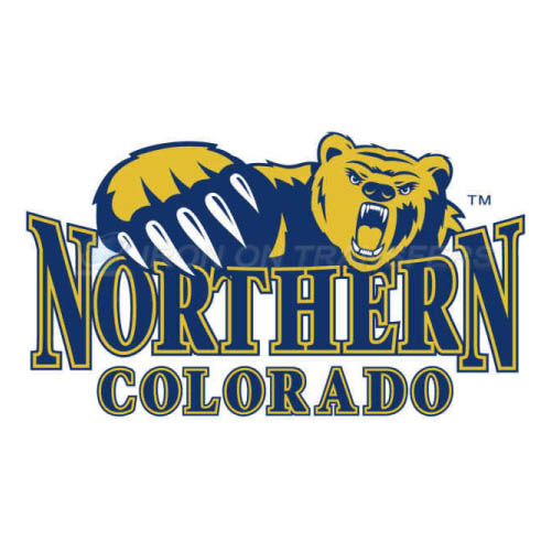 Northern Colorado Bears Logo T-shirts Iron On Transfers N5656