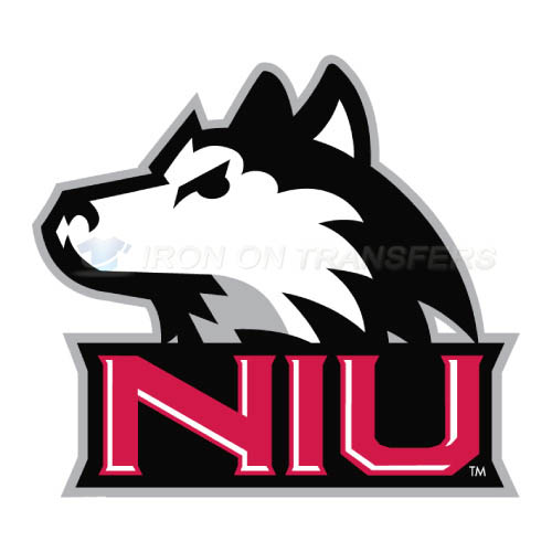 Northern Illinois Huskies Logo T-shirts Iron On Transfers N5657