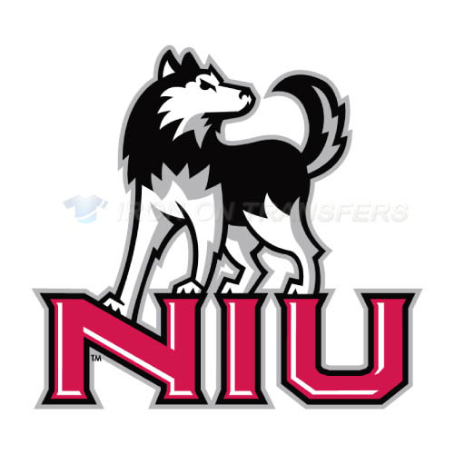 Northern Illinois Huskies Logo T-shirts Iron On Transfers N5658
