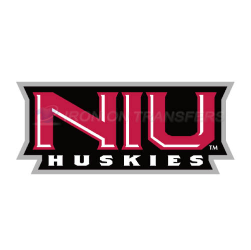 Northern Illinois Huskies Logo T-shirts Iron On Transfers N5660