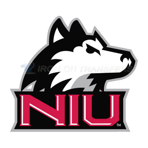 Northern Illinois Huskies Logo T-shirts Iron On Transfers N5664