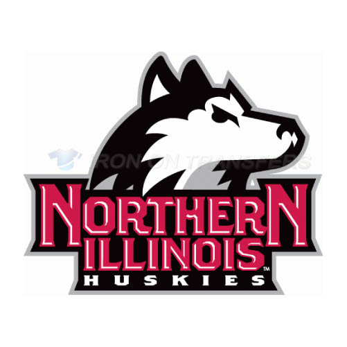 Northern Illinois Huskies Logo T-shirts Iron On Transfers N5666