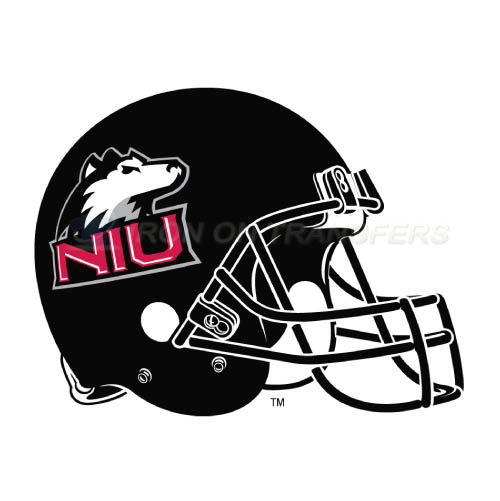 Northern Illinois Huskies Logo T-shirts Iron On Transfers N5667