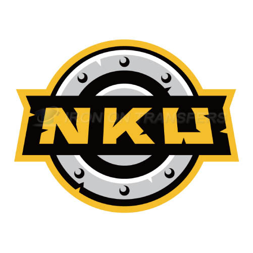 Northern Kentucky Norse Logo T-shirts Iron On Transfers N5687