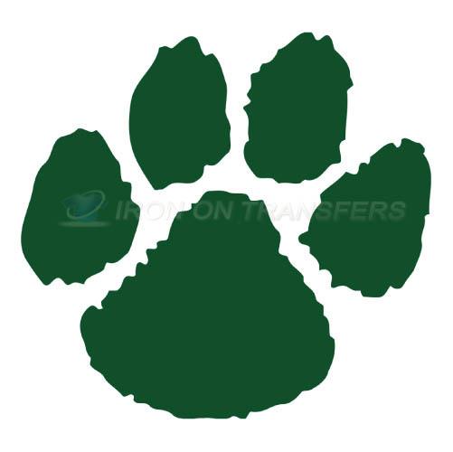 Northern Michigan Wildcats Logo T-shirts Iron On Transfers