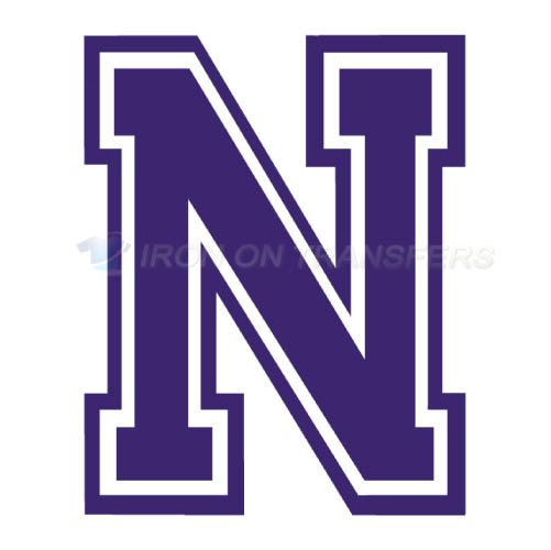 Northwestern State Demons Logo T-shirts Iron On Transfers N5694