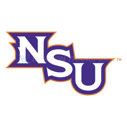 Northwestern State Demons Logo T-shirts Iron On Transfers N5698