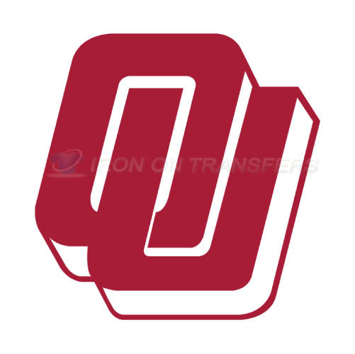 Oklahoma Sooners Logo T-shirts Iron On Transfers N5766