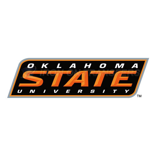 Oklahoma State Cowboys Logo T-shirts Iron On Transfers N5768