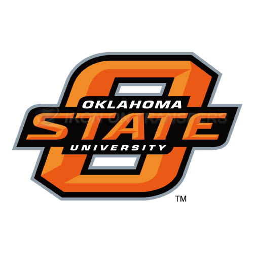 Oklahoma State Cowboys Logo T-shirts Iron On Transfers N5769