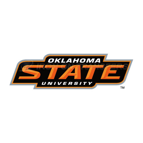 Oklahoma State Cowboys Logo T-shirts Iron On Transfers N5774