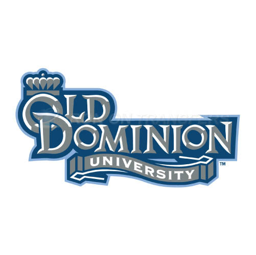 Old Dominion Monarchs Logo T-shirts Iron On Transfers N5784