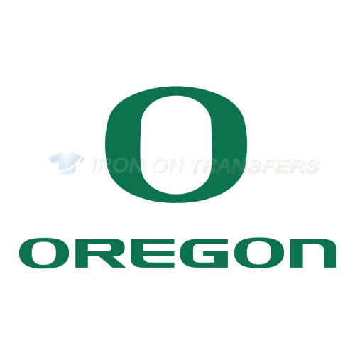 Oregon Ducks Logo T-shirts Iron On Transfers N5790
