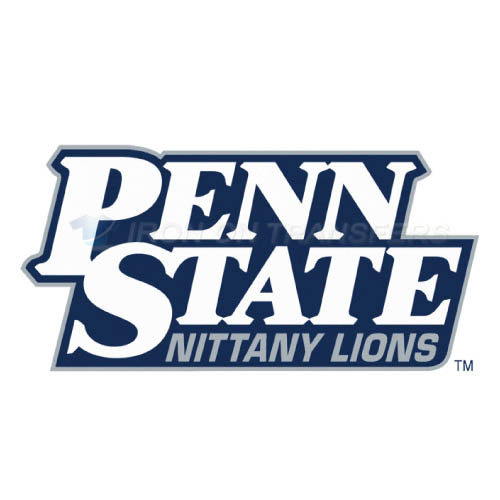 Penn State Nittany Lions Logo T-shirts Iron On Transfers N5861