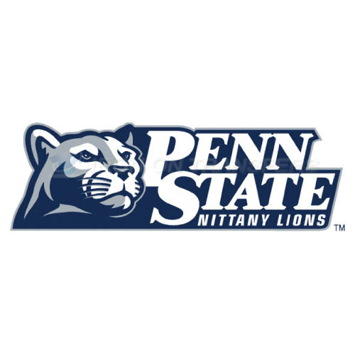 Penn State Nittany Lions Logo T-shirts Iron On Transfers N5863