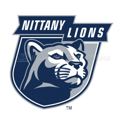 Penn State Nittany Lions Logo T-shirts Iron On Transfers N5869
